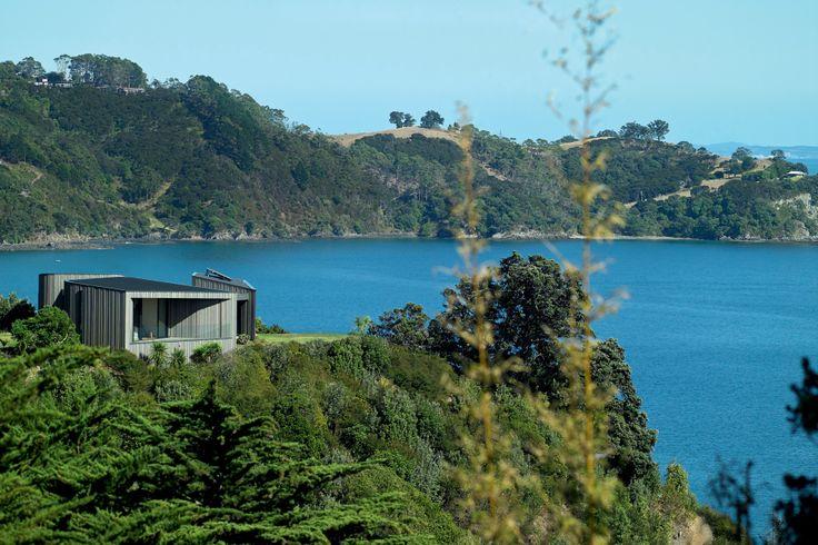 Headland House, Auckland, Stevens Lawson Architects.