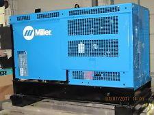 miller welding machinebig blue 600D 600dmig welder welder generator.