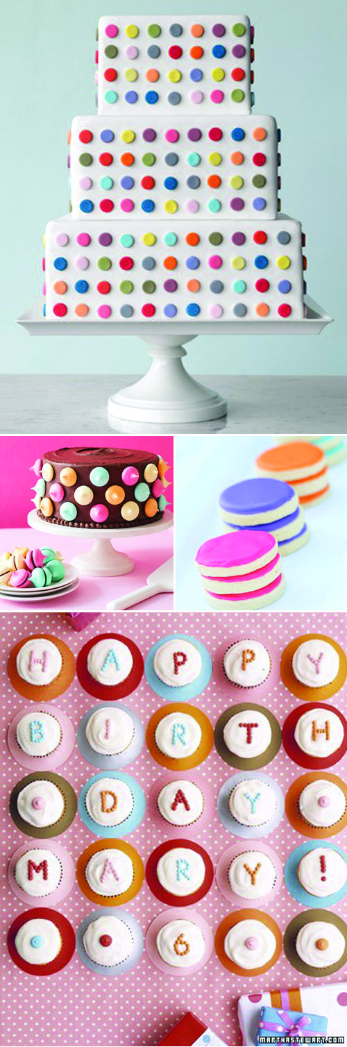 Polka Dot Party Ideas and Inspiration