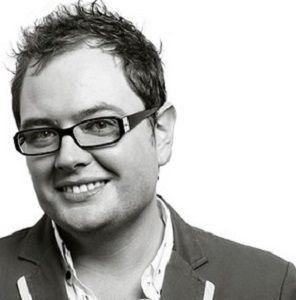 Alan Carr: 'The most homophobia I get is from gays'