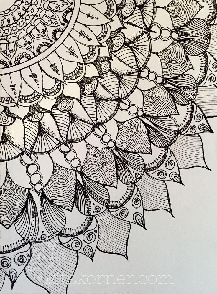 Les 72 Meilleures Images Du Tableau Mandala Sur Pinterest
