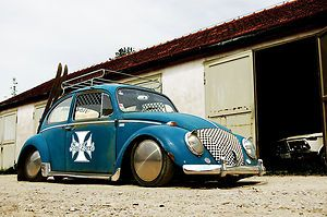 VW Käfer Airride
