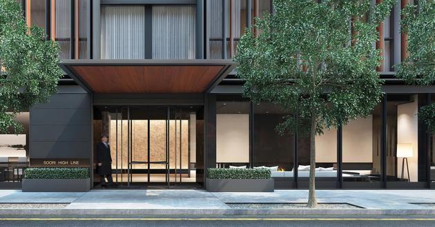 Soori Highline - New York - Architecture - SCDA