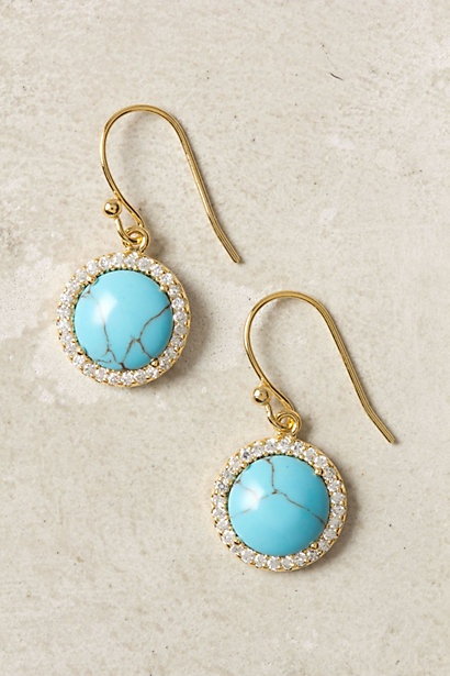 Marbled Eclipse Earrings - Anthropologie.com