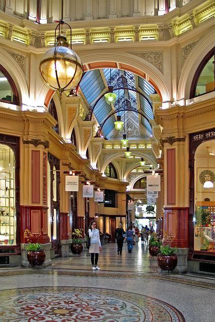 Block Arcade, Melbourne