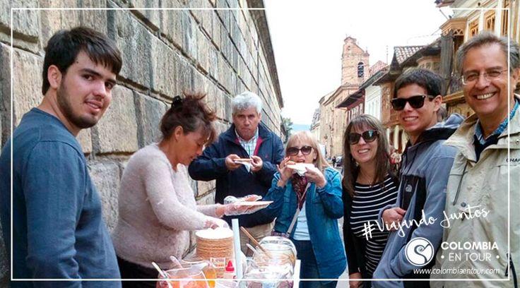 Grupo Maria Toledo Clientes Felices Colombia en Tour