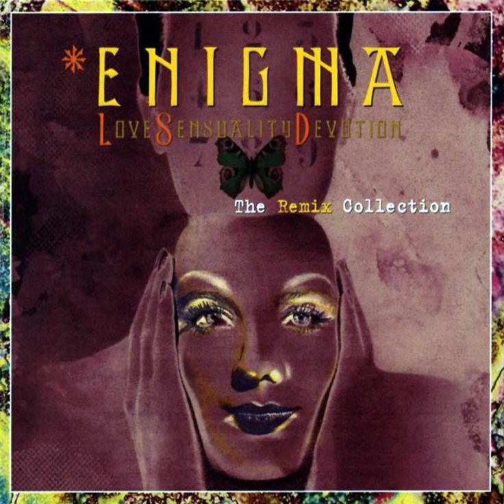 Carátula Frontal de Enigma - Love Sensuality Devotion: The Remix Collection
