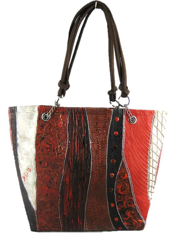 Designer's Favorite: Designer Handcrafted Hand Painted Woman's Fashion by ArachneStyle, $130.00