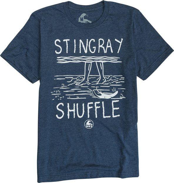 URT STINGRAY SHUFFLE TEE  Mens  Clothing  Tees Short Sleeve | Swell.com
