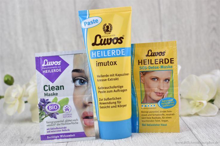 Skin-Detoxing mit Luvos Heilerde