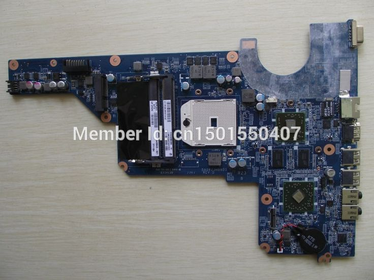 32.00$  Buy here - http://aliqlr.shopchina.info/go.php?t=32772615658 - Free Shipping 649949-001 for HP Pavilion G4 G6 G7 G4-1000 G6-1000 motherboard DA0R23MB6D0 R23 HD6470/512.All functions 100% full 32.00$ #magazineonlinewebsite