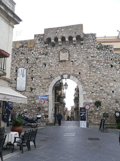 Taormina, Sicily, Italy #tarmina #sicilia #sicily