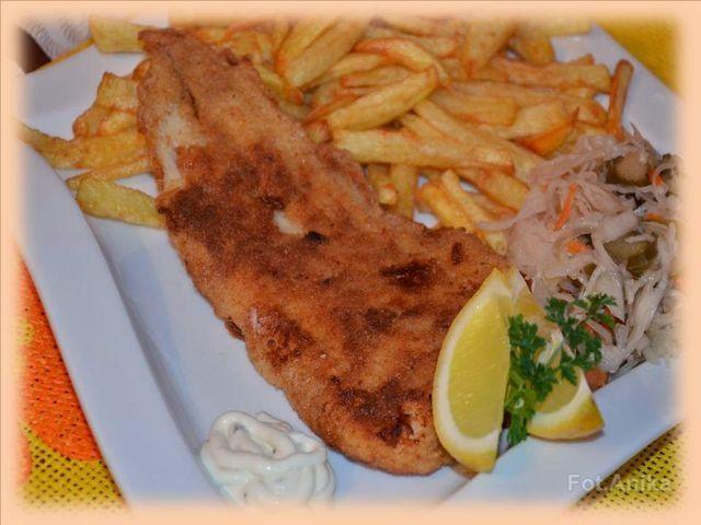 Fish and chips czyli tradycyjna angielska ryba z frytkami