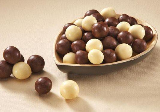 Non rinuncerei mai... al gusto infinito del cioccolato al latte, mentre si scioglie dolcemente sul palato...