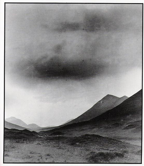 Lord MacDonald's Forest, Skye, 1947 by Bill Brandt