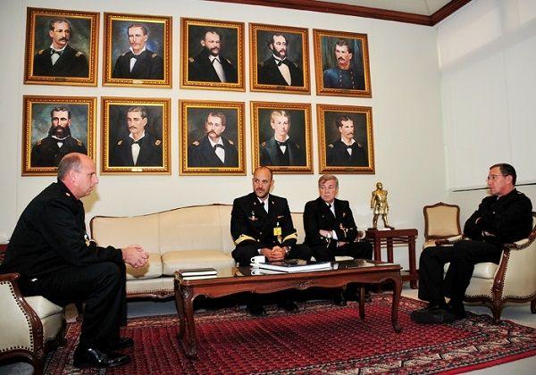 España completa el entrenamiento de la primera tripulación de buque escuela del Perú - Noticias Infodefensa España