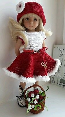 """Outfit for little darling 13"""" Dianna Effner"""