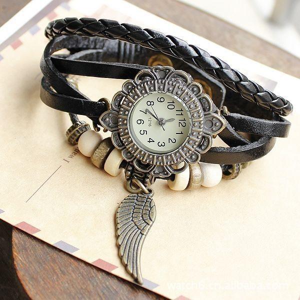 Horloge + armbanden