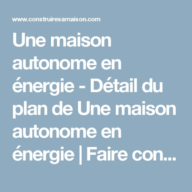 270 best maison passive \ écologique images on Pinterest Home