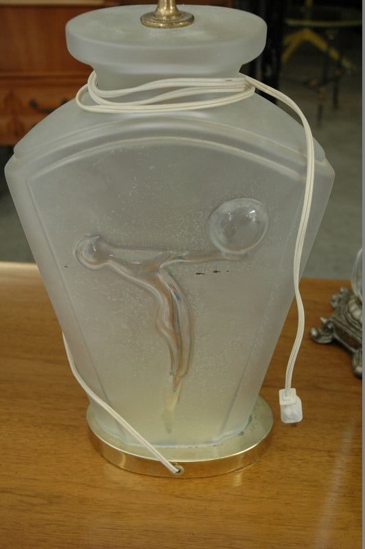 8 Lamps, Gone with the Wind Style, Chinese Lamp, Glass Art Deco Style, Federal Style, Etc.