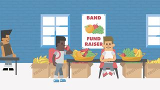 Promote Good Health While Raising Money for Schools