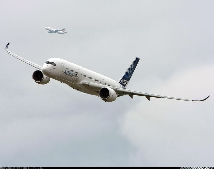 Airbus Industrie  Airbus A350-941