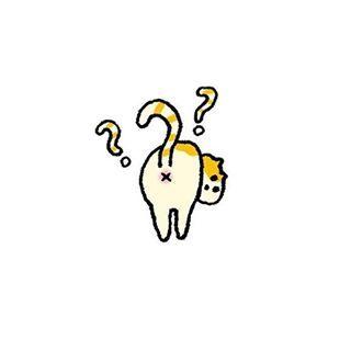 ??? . #illustration #drawing #line  #cute #doodle #dog #pet #character #イラスト#可愛い#ワンコ #일러스트#강아지#고양이#라인#스탬프 #매일의귀여움
