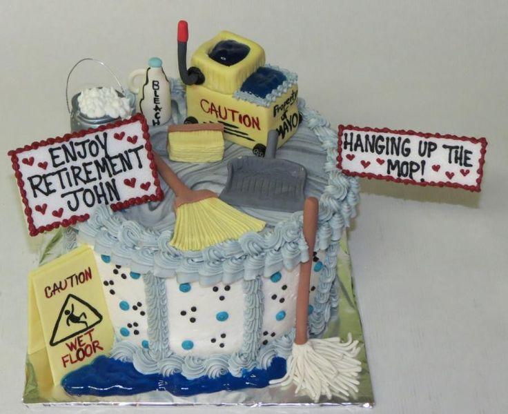 17 Best ideas about Retirement Cakes on Pinterest ...