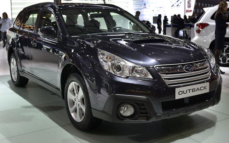 The Subaru Outback AWD