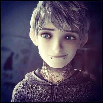 Punk Jack Frost. I know he's not Disney but I love him