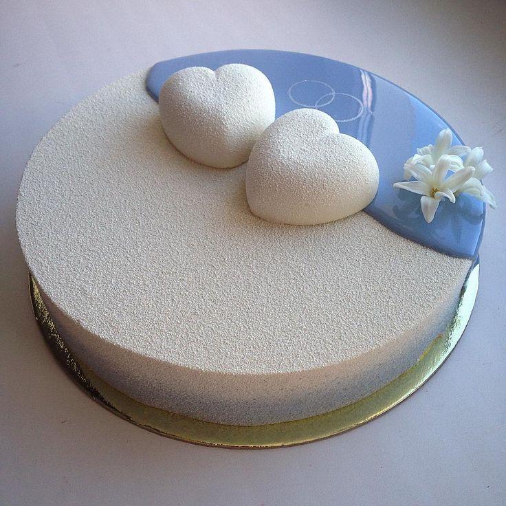 Weddingcake✨Летний свадебный сезон открыт p.s. а я в шоке, сколько лайков получил мой предыдущий торт Благодарю вас