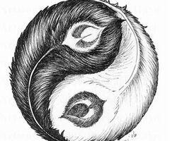 21 besten Yin Yang Bilder auf Pinterest  Bilder Esoterik und Eulen