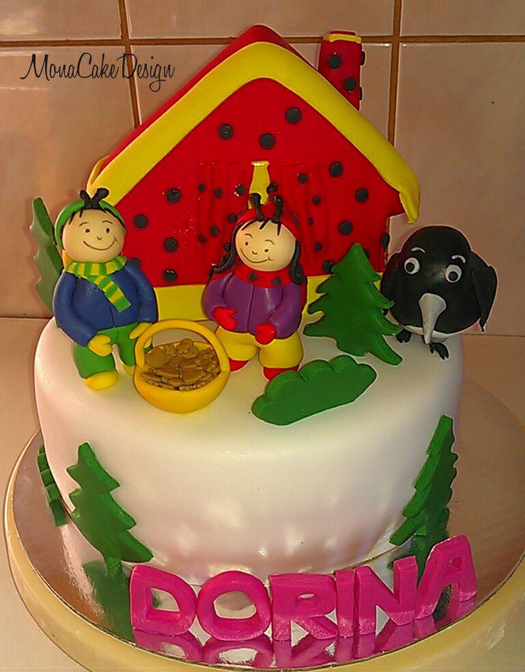 Bogyó and Babóca Cake