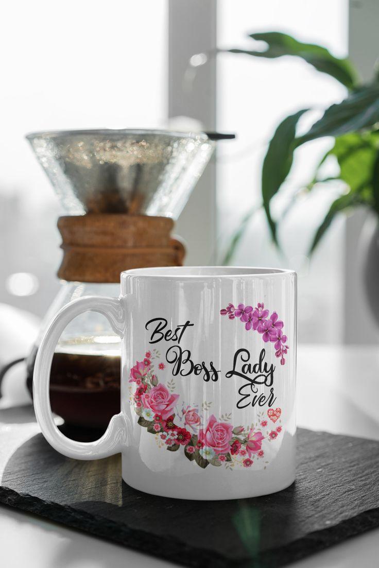 Best boss lady ever gifts for boss female boss lady mug
