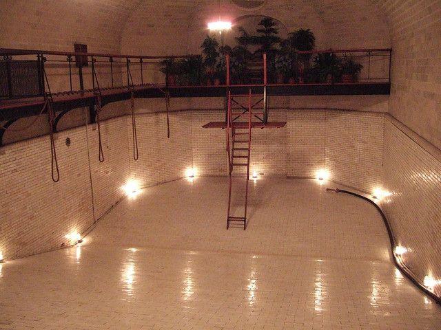 Indoor pool at the Biltmore Estate | Biltmore Inspirations ...