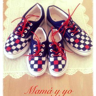 Zapatillas para mi mamá y yo