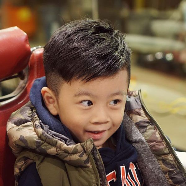 33++ Asian toddler haircut ideas in 2021