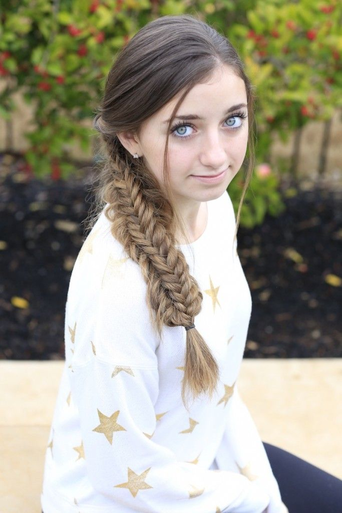 Incredible Fishtail Fishtail Braids And Cute Girls Hairstyles On Pinterest Hairstyles For Men Maxibearus