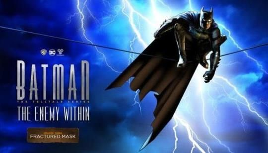 Review: Batman Telltale Series Enemy Within Episode 3 - Movies Games and Tech: Movies Games and Tech writes: To say that I was disappointed…