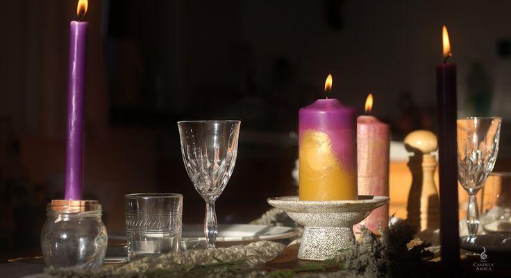 Candela Amica | Candele fatte a mano con calore