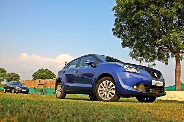 """""""Baleno has an attractive design and pretty much the best we have seen yet from the car-maker."""" Read more at http://bit.ly/Motor-Trend"""
