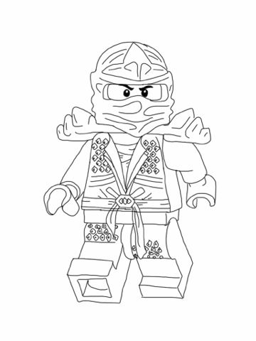 43 Best Images About Ninjago On Pinterest Coloring Pages