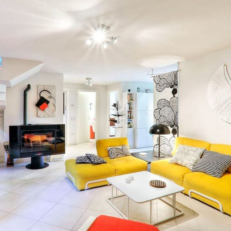 Fabulous ideas to decorate the living room for awesome modern interior design ideas yellow living room