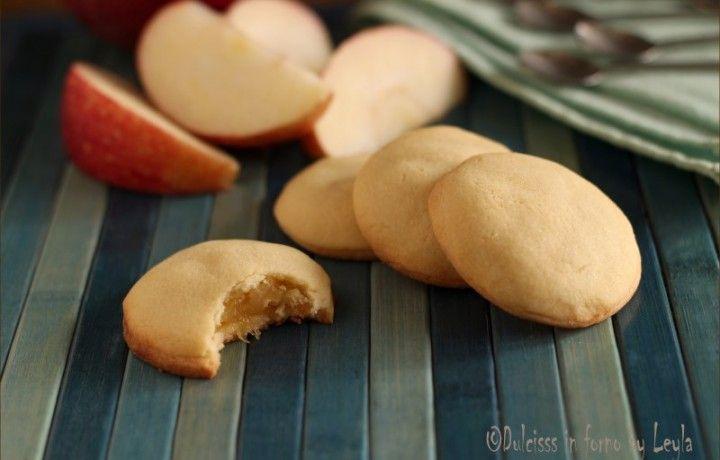 Cuor di mela, ricetta biscotti per la colazione