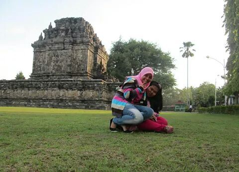 Mendhut Temple,Magelang,Central Java