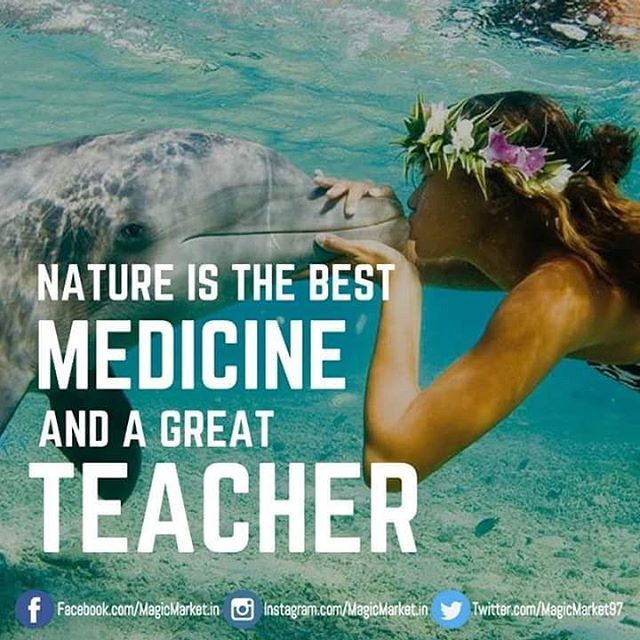 Yeah it is  #MagicSayings  http://buff.ly/2qFHnqL    #NatureQuotes #Nature #NatureLove #Motivation #Quotes #Quotes4life #QuotesToLiveBy #sunday