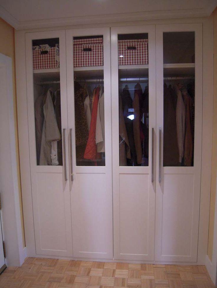 M s de 1000 ideas sobre armario ropero en pinterest - Armarios empotrados diseno ...