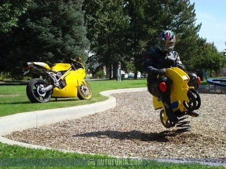 moto playground