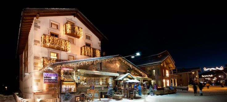 Alpine Hotels Livigno – Valtellina, Italy | Hotel Bivio in the centre of Livigno for holidays filled with wellness, great food and fun