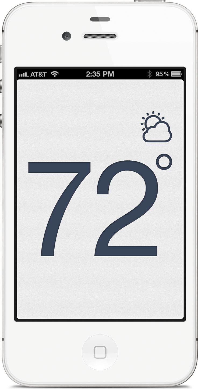 Super simple Weather App
